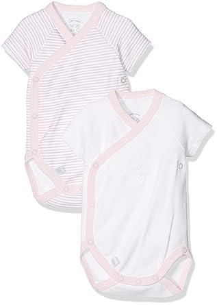 2083b3ff67 Absorba Boutique Baby PJ Pastel rayé Bodysuit