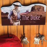 "MidSouth Products John Wayne Hat Rack 10"" x 9"" Metal JW4621"