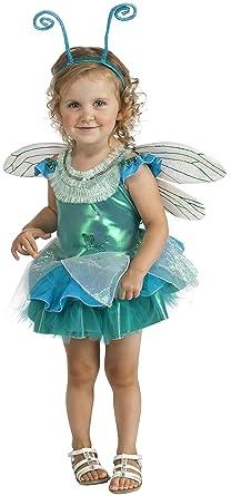 46c2abb259 Amazon.com Rubieu0027s Deluxe Dragonfly Tutu Costume Aqua Toddler Clothing  Sc 1 St Amazon.com