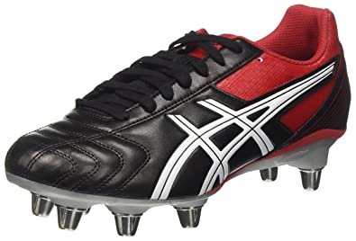 Multicolore black Rugby Homme Tackle Asics De Lethal Chaussures 6xwagnUqpY