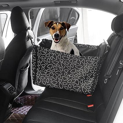 F.anlos Hunde Autositz, Autositz Für Haustier, Wasserdicht Hund Autositzbezug, Abriebfest Hund Sitzbezug Hunde Autoschondecke