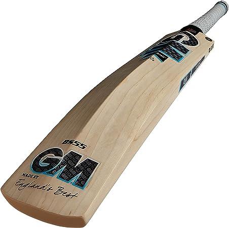 Harrow 17445T12 GM Cricket 2019   Diamond Dxm 303 Tt Cricket Bat Blue//White//Black