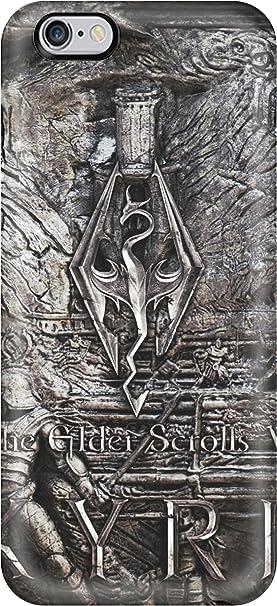 Coque design tendance Elder Scrolls V Skyrim robuste en TPU pour ...