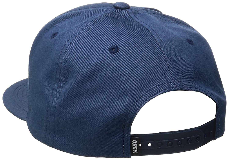 ec25ef3be Obey Men's Classic Patch Snapback Hat