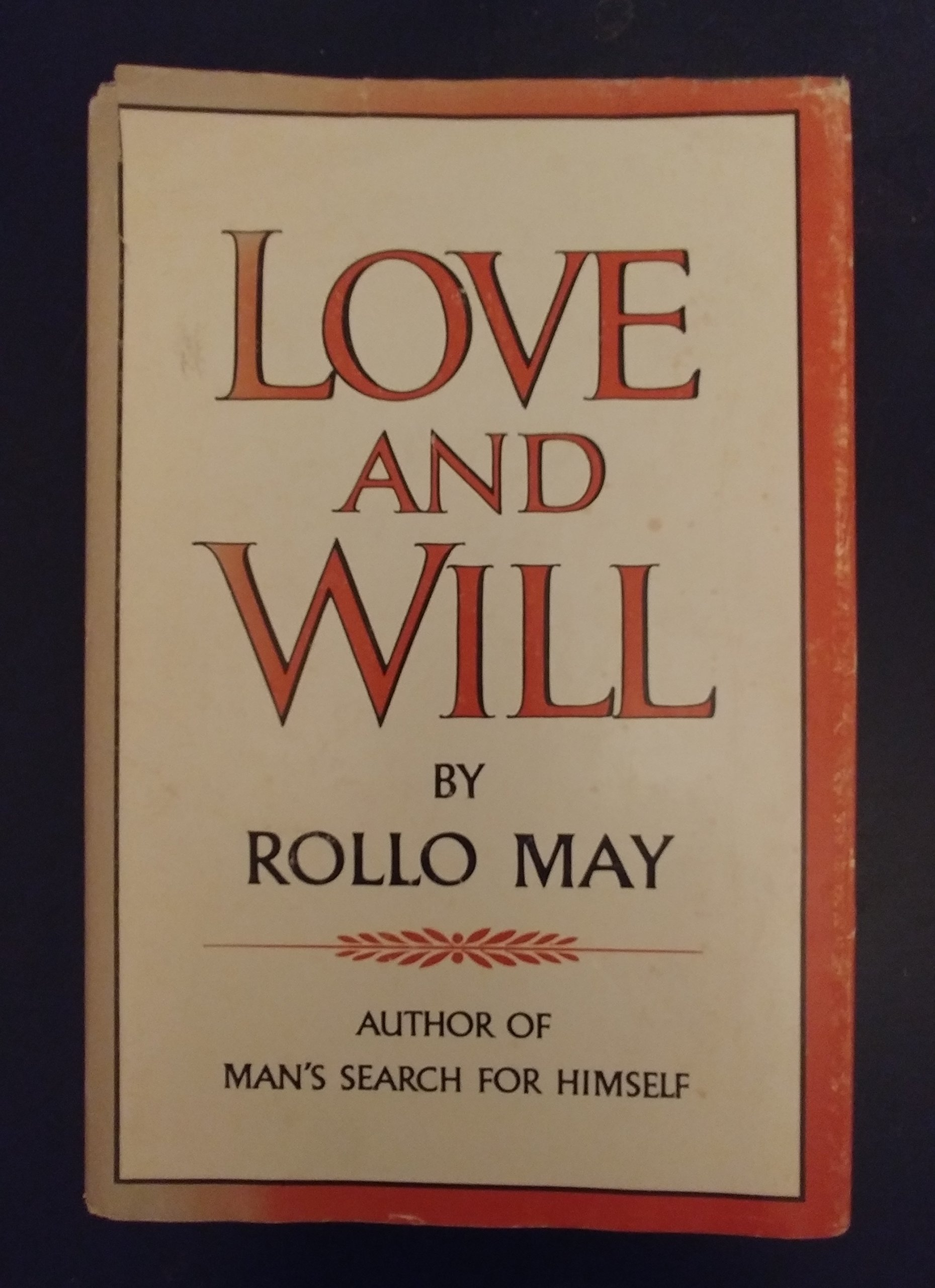 Rollo may marriage love sex marriage