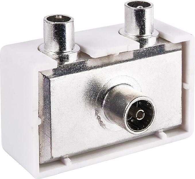 Schwaiger Asv45 532 Breitband Aufsteckverteiler Elektronik