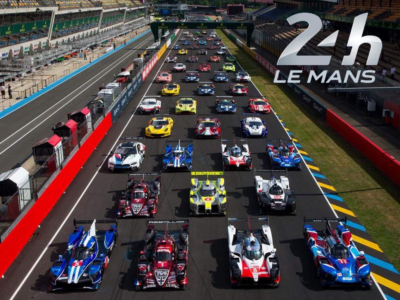 Watch 24 Hours Of Le Mans Season 2019 Prime Video
