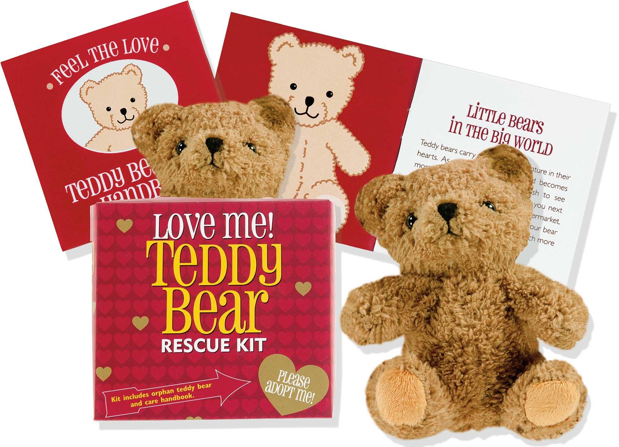 Teddy Bear Rescue Kit (Activity Kit): Amazon.co.uk: Talia Levy ...