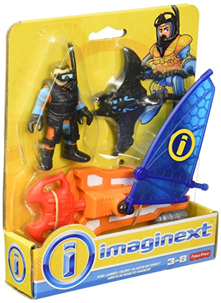 Fisher-Price Imaginext Wind Jammer