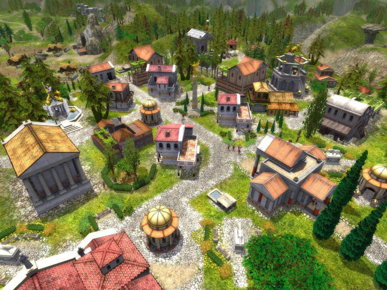 Glory of the roman empire ситуационно - ролевая игра