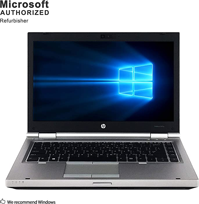 Top 8 Hp Elitebook 8470P 14 Notebook Pc