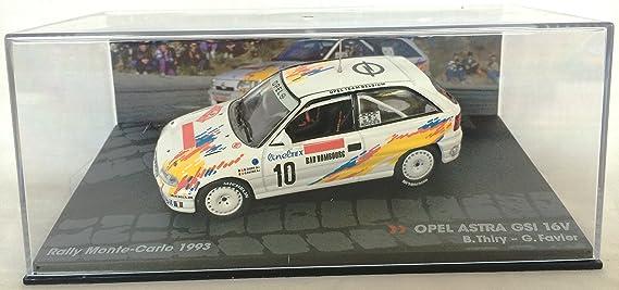 1:43 RALLY COCHE : Opel Astra GSI Gr A Thiry/Prevot 1993: Amazon.es: Juguetes y juegos