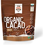 Star Andino Heritage Organic Cacao Powder, All-Natural, Organic Chocolate, 40 Ounce