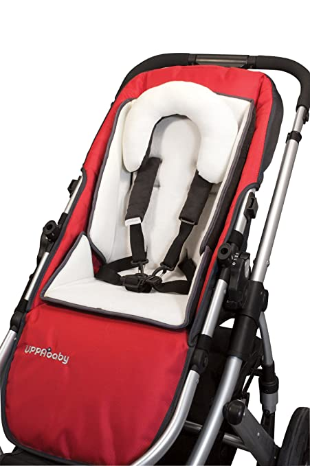 Uppababy infantil snugseat Insertar, crema/gris: Amazon.es: Bebé