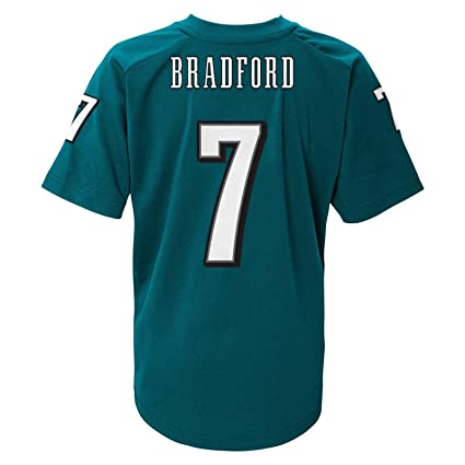 26c1c665 Amazon.com : Outerstuff Sam Bradford NFL Philadelphia Eagles Name ...