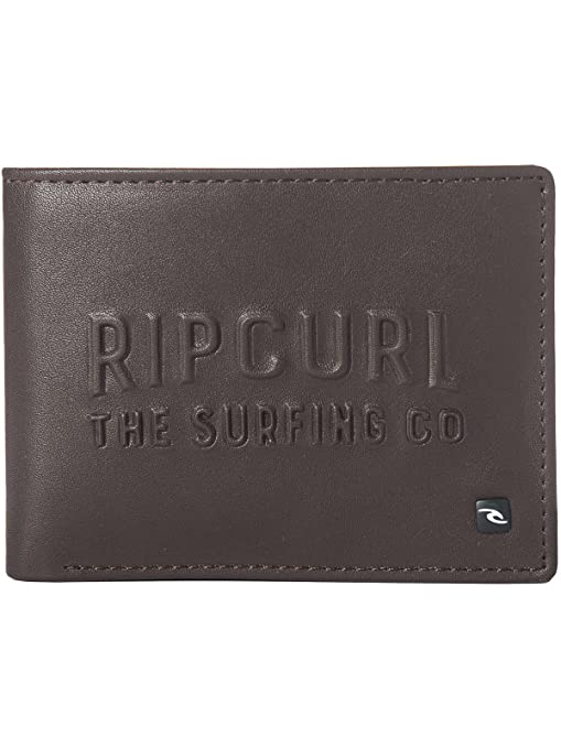 Rip Curl Monedero, marrón (Marrón) - BWUIF1: Amazon.es: Equipaje