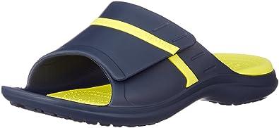 f1ffe75a6cb9 Crocs Unisex Adults  Modi Sport Slide U Sandals  Amazon.co.uk  Shoes ...