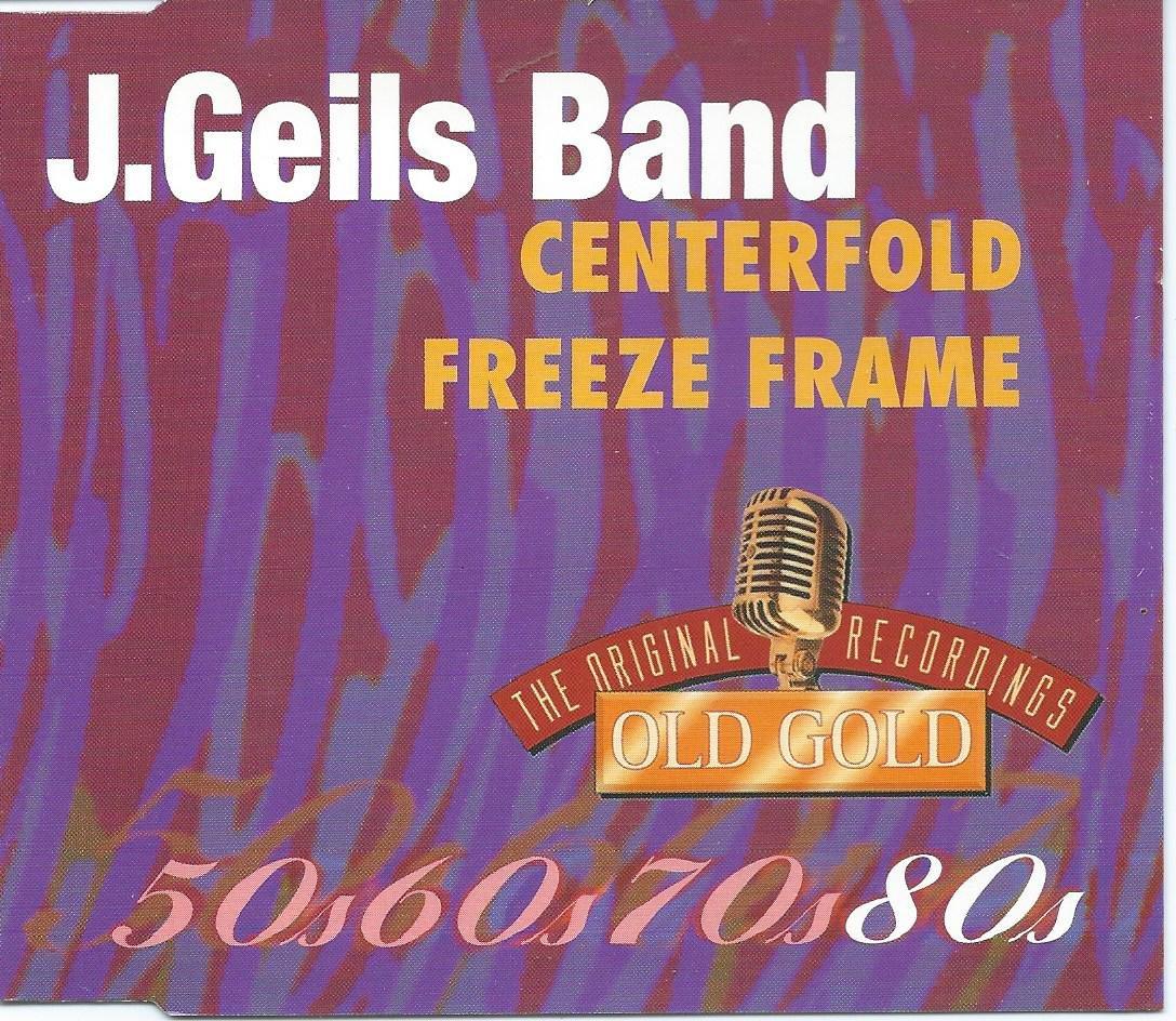 J. Geils Band - Centerfold / Freeze Frame - Amazon.com Music