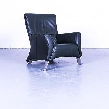 Amazonde Rolf Benz 322 Designer Leder Sessel Grün Einsitzer Stuhl