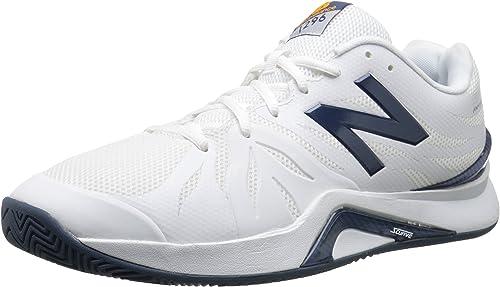 New Balance Men's 1296v2 Stability Tennis Shoe review