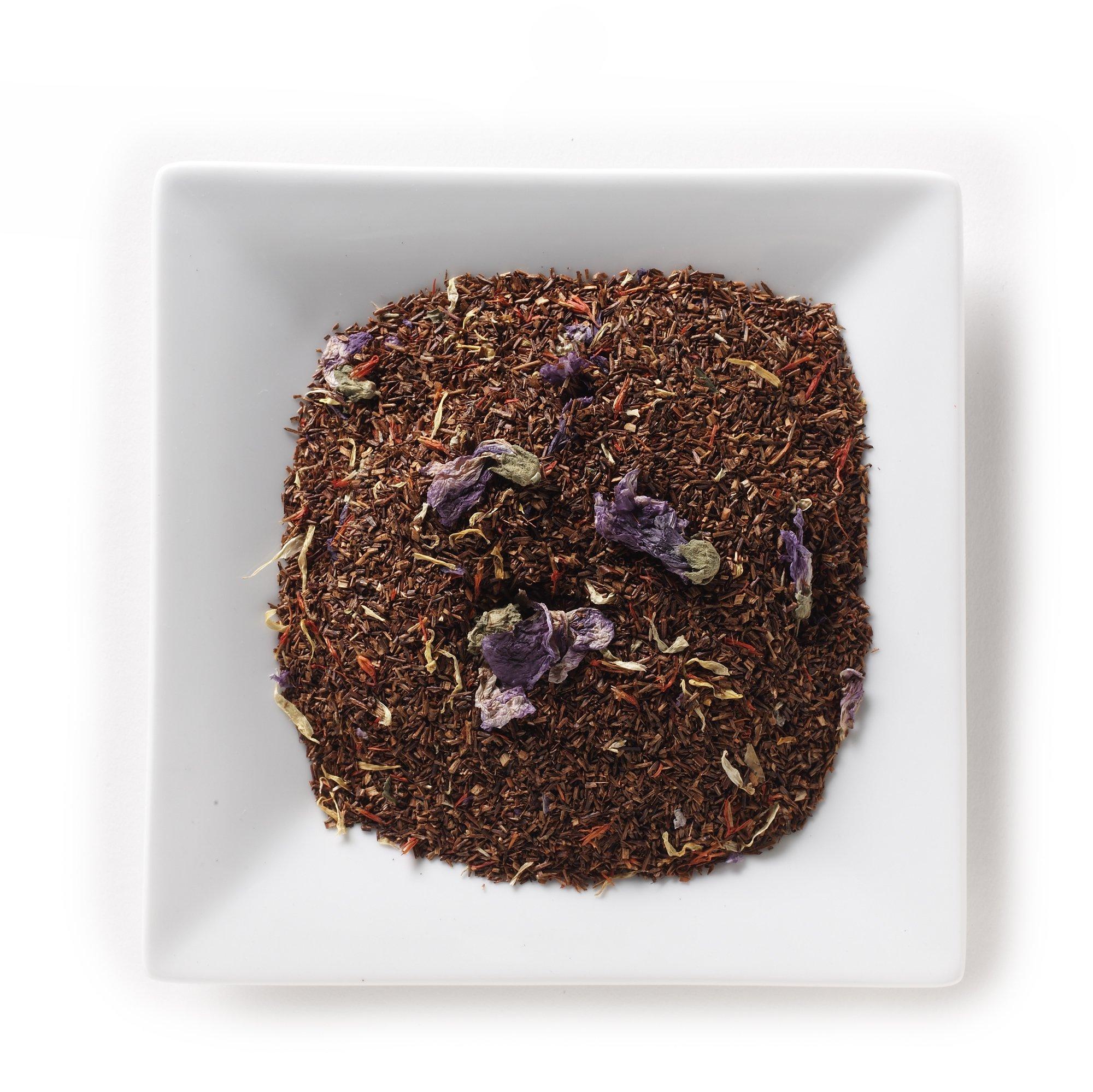 Mahamosa Rooibos Paradise 8 oz (Mango, Passion Fruit) - Rooibos Herbal Loose Leaf (Looseleaf) Tea Blend