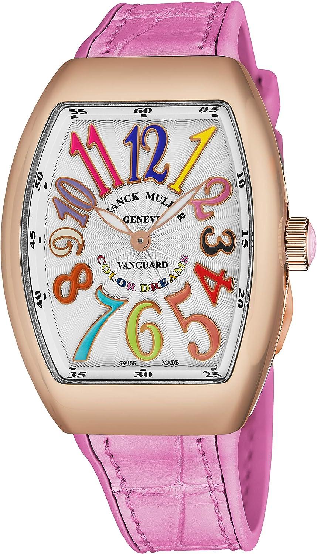 Franck Muller Vanguard Color Dreams - Reloj de Cuarzo Suizo para ...