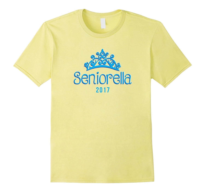 Seniorella 2017 Shirt for Girls High School Graduation ...
