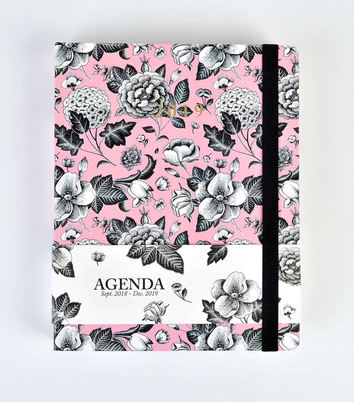 Grupo Erik Botanical- Agenda 16 meses 2018/2019 Semana Vista ASVP1812