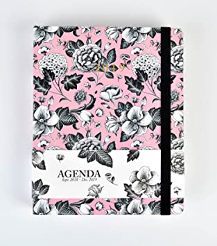Amazon.com : Botanical Weekly Planner, Yearly Planner and ...