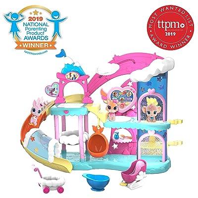 Disney Jr T.O.T.S. Nursery Headquarters Playset: Toys & Games