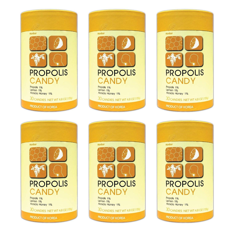 Hansai Propolis Candy (30PCS) - Product of Korea