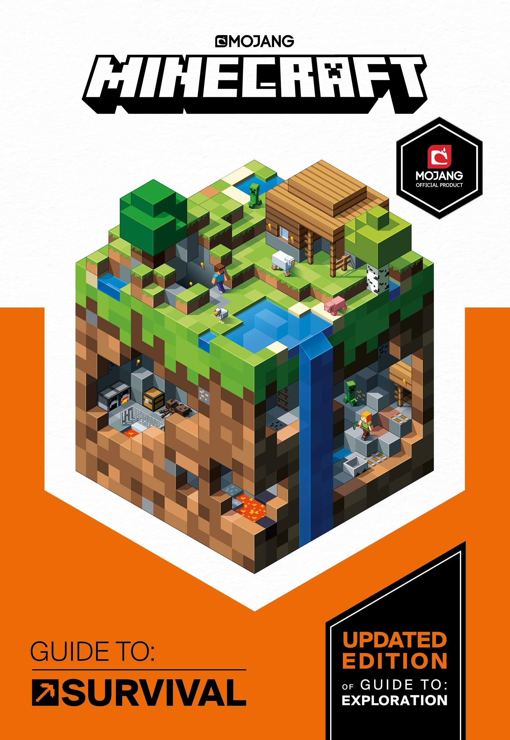 Minecraft Guide to Survival: Amazon.es: Mojang AB: Libros en ...