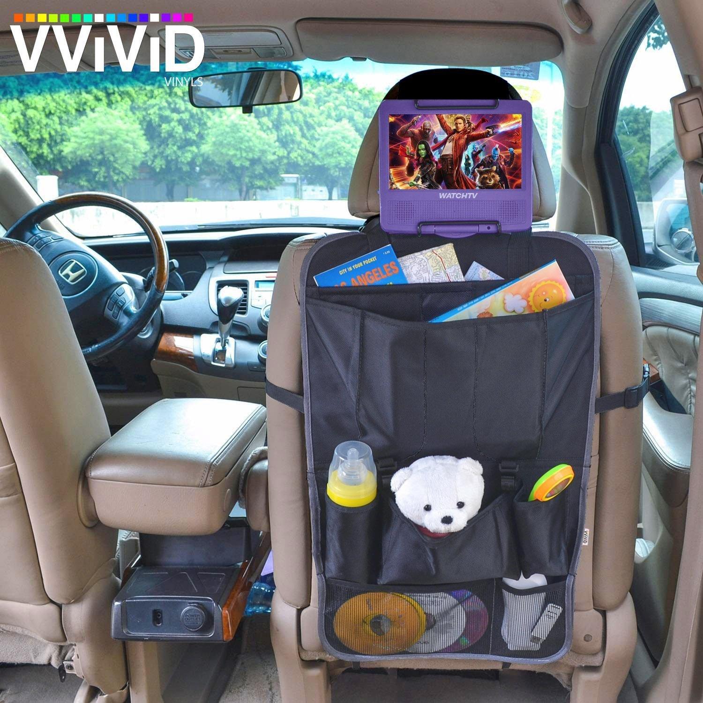 VViViD Heavy-Duty Automotive Storage and Organizers Trunk Organizer