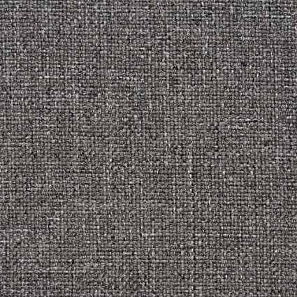 Amazon Com Gray Silver Plain Tweed Stain And Soil Repellent