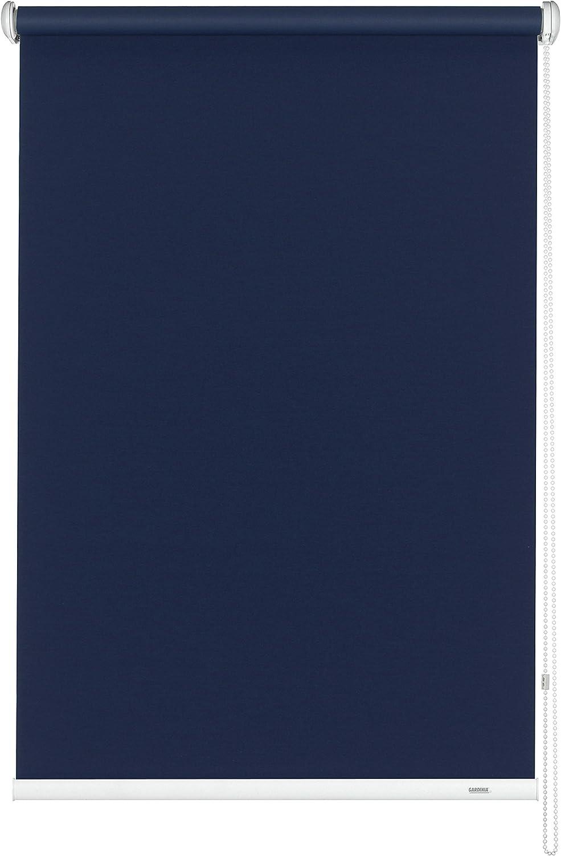 GARDINIA Seitenzug-Rollo zum Abdunkeln Lichtundurchl/ässig Alle Montage-Teile inklusive Orange BxH Wand- oder Nischenmontage Decken- 52 x 180 cm
