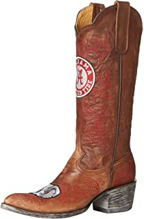 NCAA Oklahoma State Cowboys Women's 13-Inch Gameday Boots
