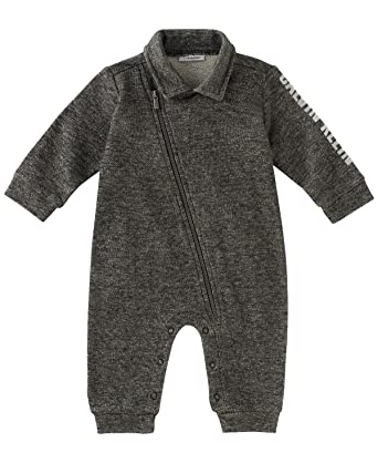 9319c644df64 Amazon.com  Calvin Klein Baby Boys  1 Piece Marled Coverall  Clothing