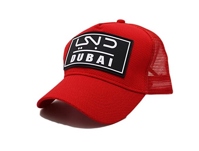 Image Unavailable. Image not available for. Colour  BIZZARE Dubai Baseball  Cap Summer mesh ... fdf89a3dee06