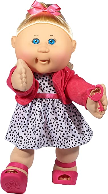 2006 CABBAGE PATCH KIDS BABIES TOO CUTE PURPLE FUN FASHION ONLY ONE