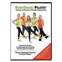 BoneSmart Pilates DVD: Exercise to Prevent or Reverse Osteoporosis-Improve Posture...