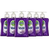Dettol Handzeep - Verzachtend Lavendel 6 x 250 ml Grootverpakking