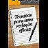 Técnicas para uma redação eficaz