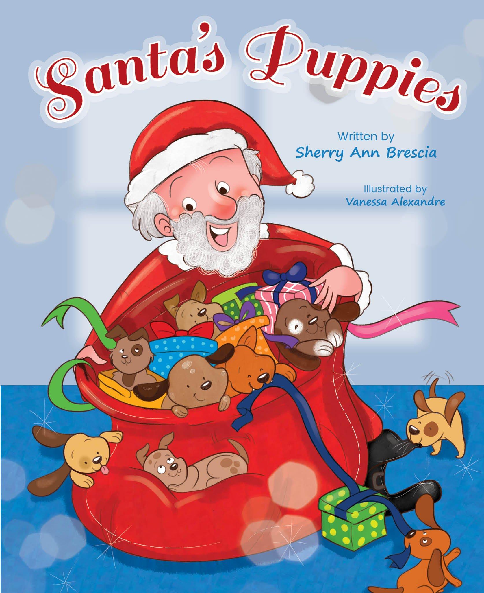 Santa's Puppies! pdf