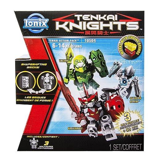 Tenkai Knights Valorn Titan Mode