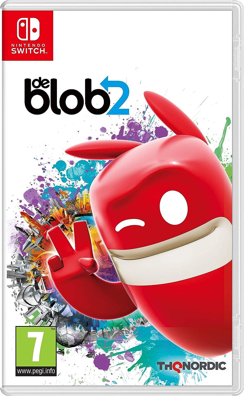 De Blob 2 - Nintendo Switch [Importación inglesa]: Amazon.es ...