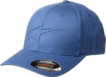 Alpinestar Ageless Emboss Hat Gorra con Logo Flexfit Delantero ...
