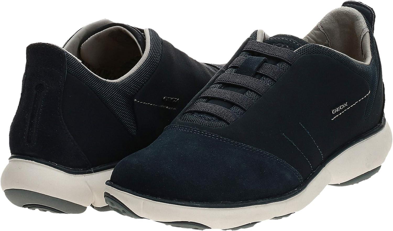 Gruñido Coherente bancarrota  Geox U Nebula B, Zapatillas de Deporte Hombre: Amazon.es: Zapatos y  complementos