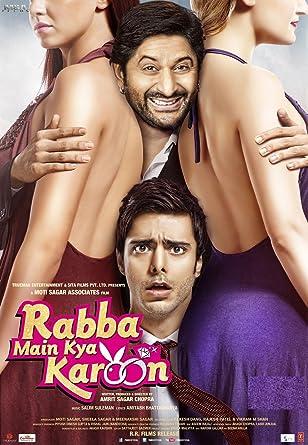 Amazon Com Rabba Main Kya Karoon Dvd Hindi Movie Bollywood