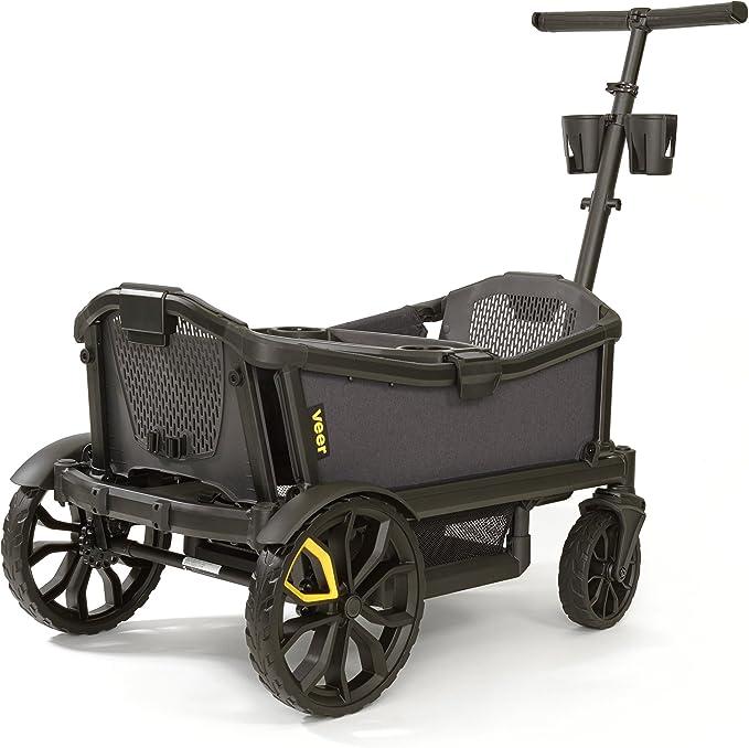 Veer Cruiser | Next Generation Premium Stroller Wagon Hybrid (EU)
