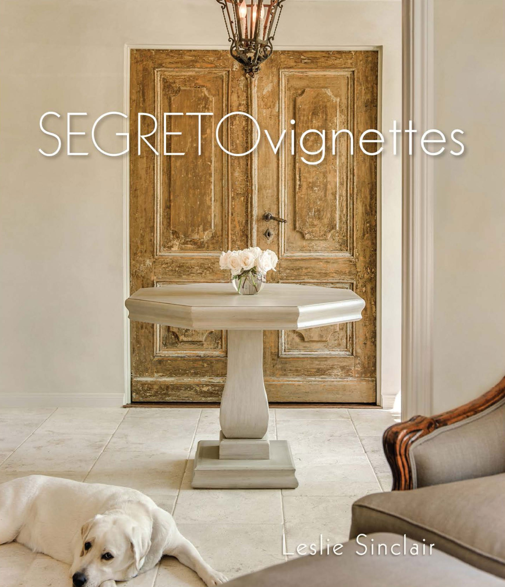 French Riviera Coffee Table Book: Plaster Walls, Finishes And Segreto Stone: French Country